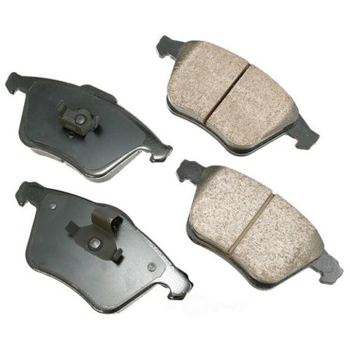AKEBONO - Euro Ultra Premium Ceramic Pads (Front) - AKB EUR915A