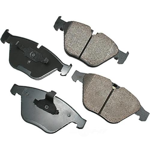 AKEBONO - Euro Ultra Premium Ceramic Pads (Front) - AKB EUR918