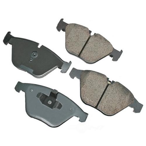 AKEBONO - Euro Ultra Premium Ceramic Pads (Front) - AKB EUR918A