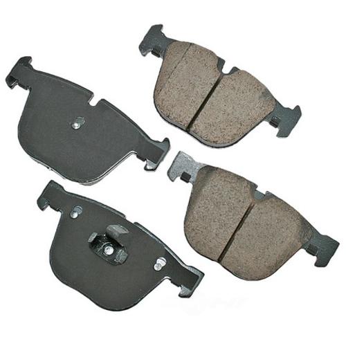 AKEBONO - Euro Ultra Premium Ceramic Pads (Rear) - AKB EUR919