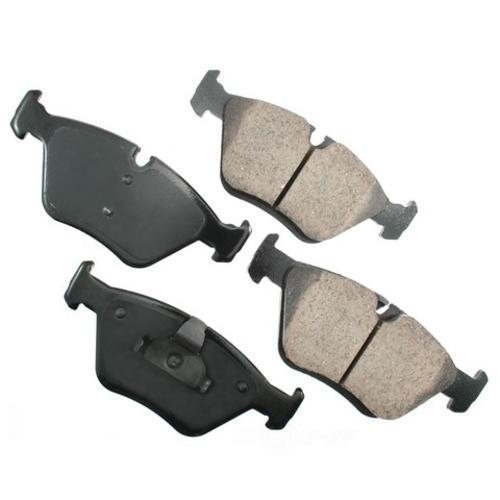 AKEBONO - Euro Ultra Premium Ceramic Pads (Front) - AKB EUR946A