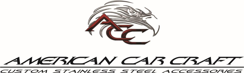 AMERICAN CAR CRAFT - Exterior Decal - AKK 142036