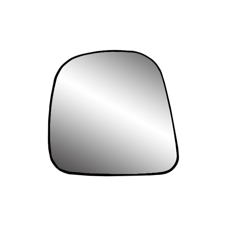 K SOURCE - Door Mirror Glass Assembly (Left) - AMN 88196
