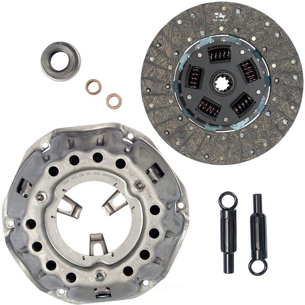AMS AUTOMOTIVE - Premium Clutch Kit - AMS 01-025