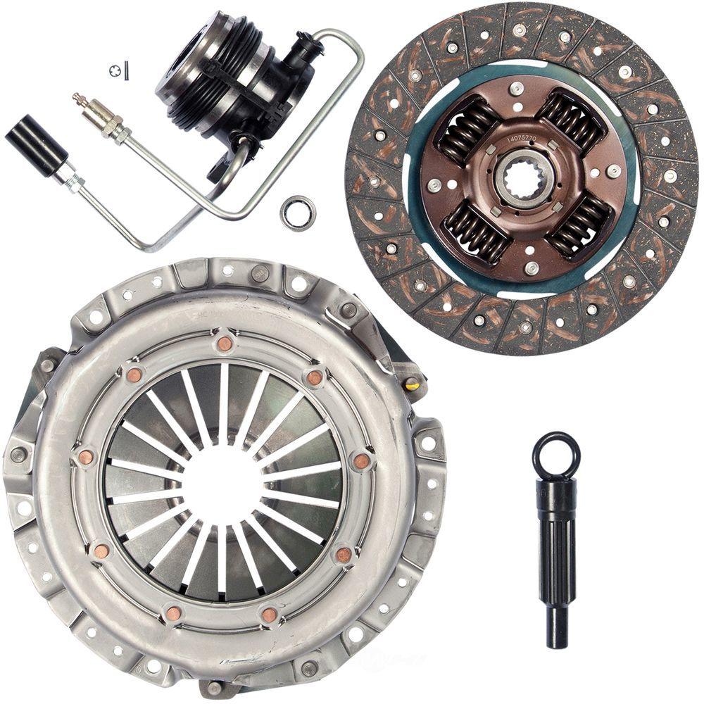 AMS AUTOMOTIVE - Oe Plus Clutch Kit - AMS 01-033