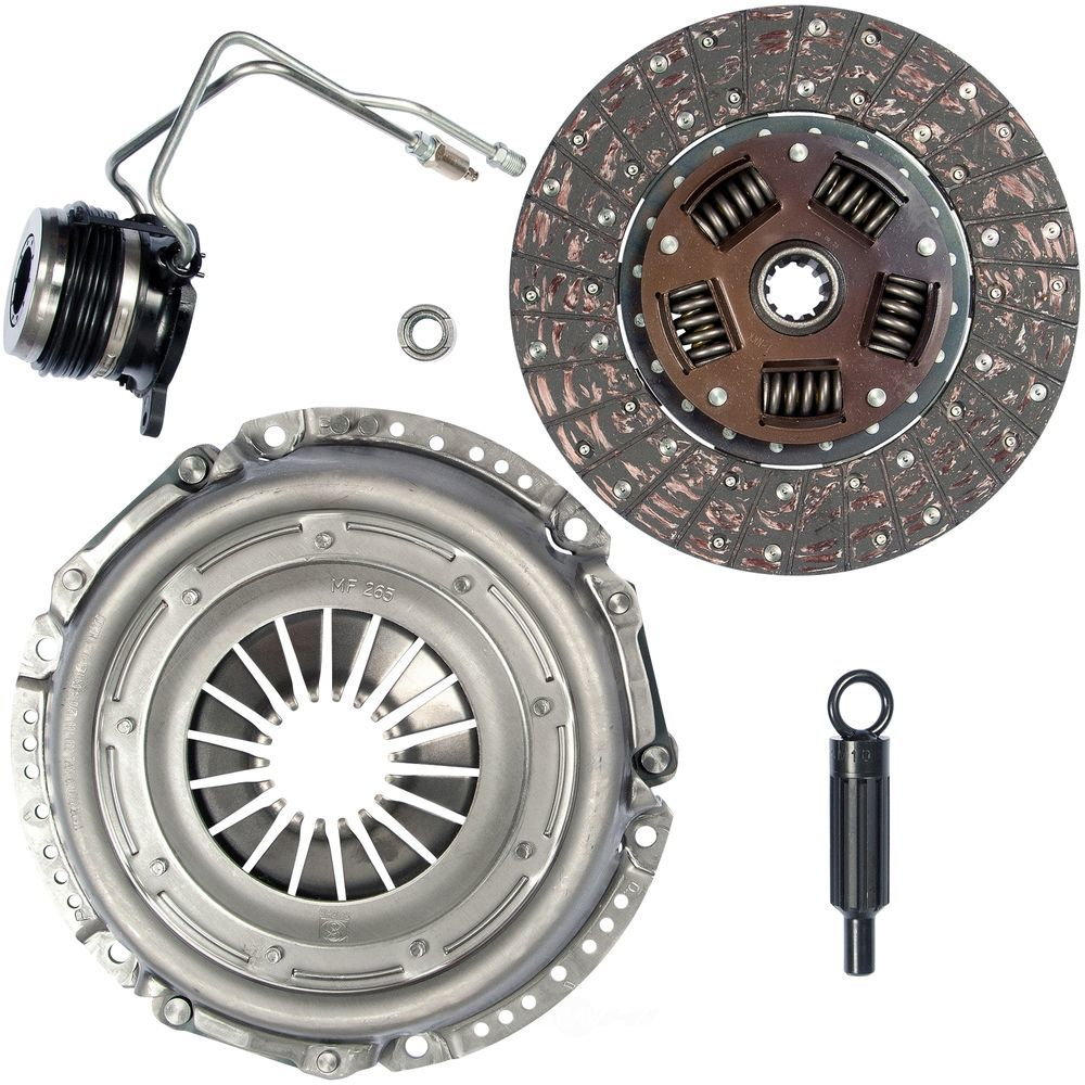 AMS AUTOMOTIVE - Oe Plus Clutch Kit - AMS 01-035