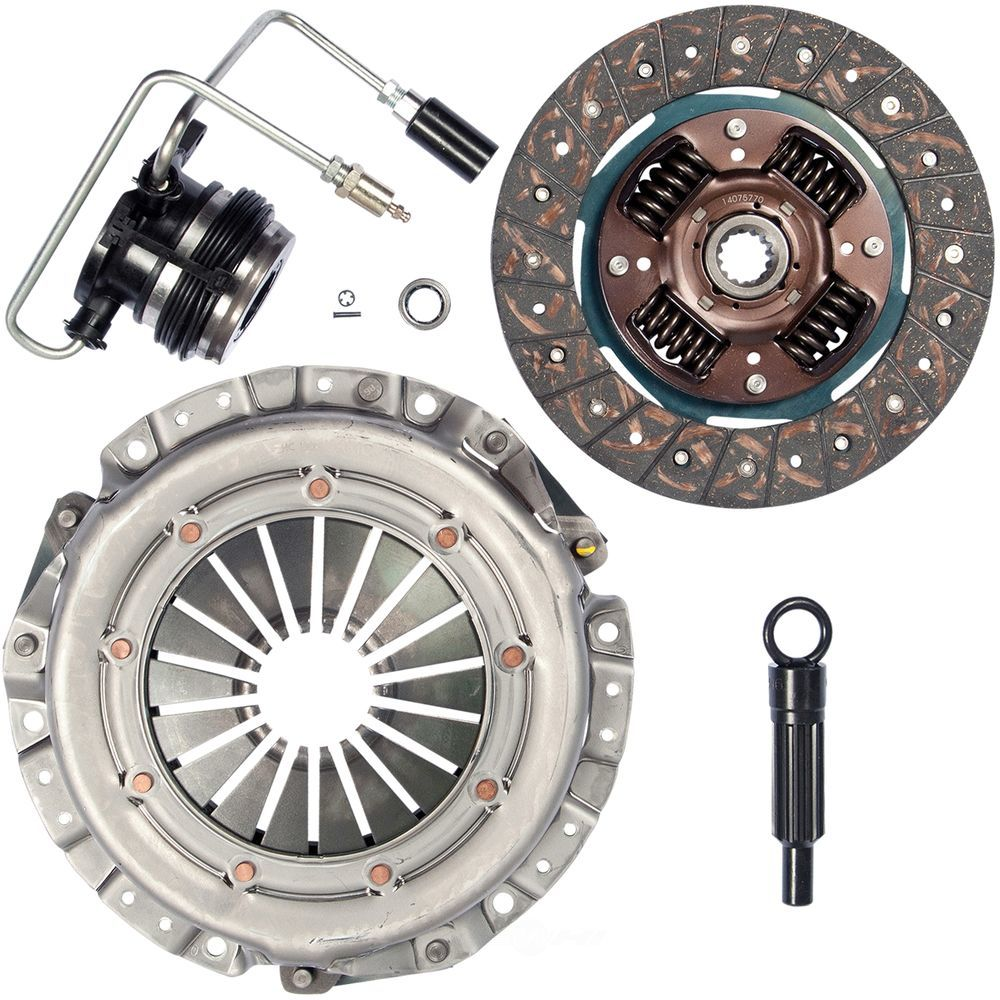 AMS AUTOMOTIVE - Oe Plus Clutch Kit - AMS 01-036