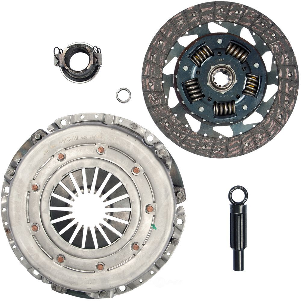 AMS AUTOMOTIVE - Oe Plus Clutch Kit - AMS 01-038