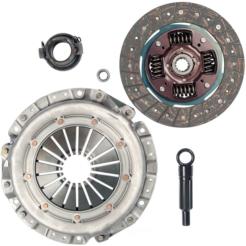 AMS AUTOMOTIVE - Oe Plus Clutch Kit - AMS 01-040