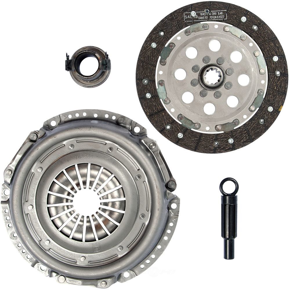 AMS AUTOMOTIVE - Oe Plus Clutch Kit - AMS 01-049