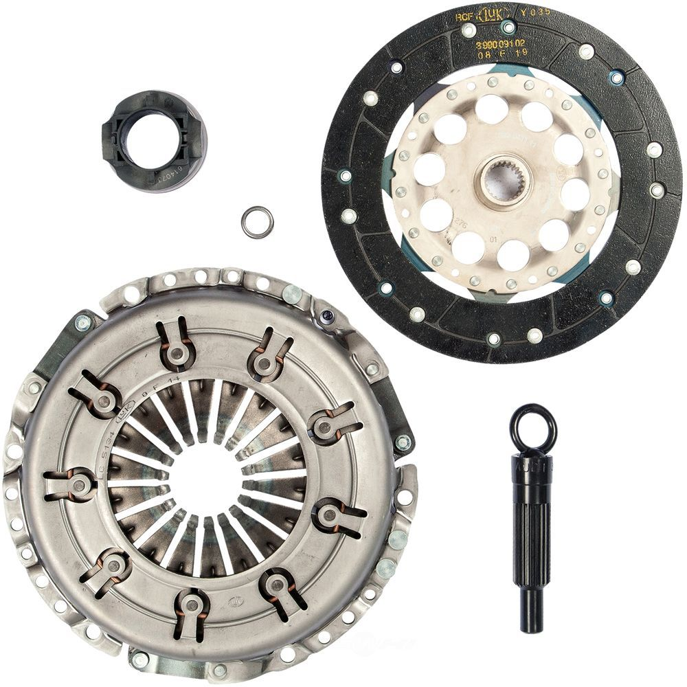 AMS AUTOMOTIVE - Oe Plus Clutch Kit - AMS 02-027