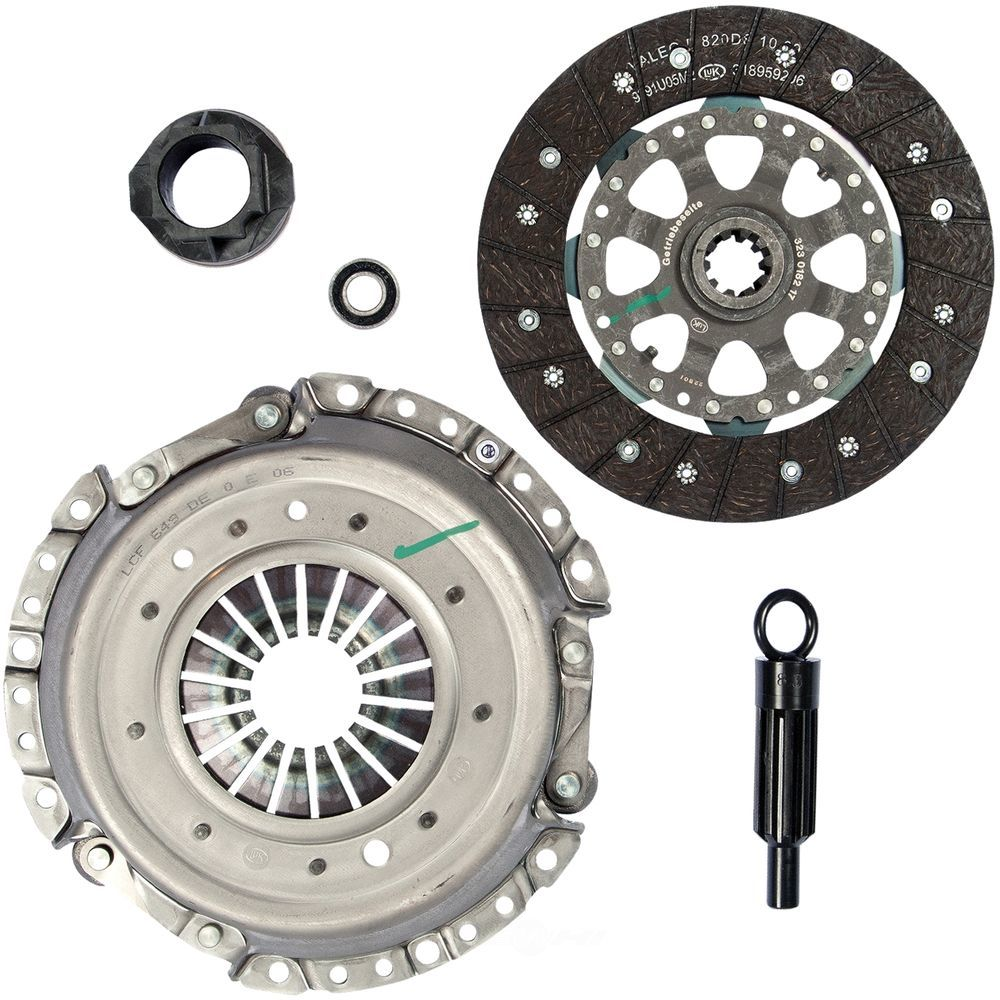 AMS AUTOMOTIVE - Oe Plus Clutch Kit - AMS 03-011