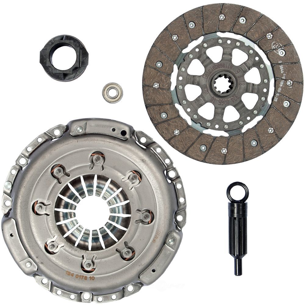 AMS AUTOMOTIVE - Oe Plus Clutch Kit - AMS 03-030
