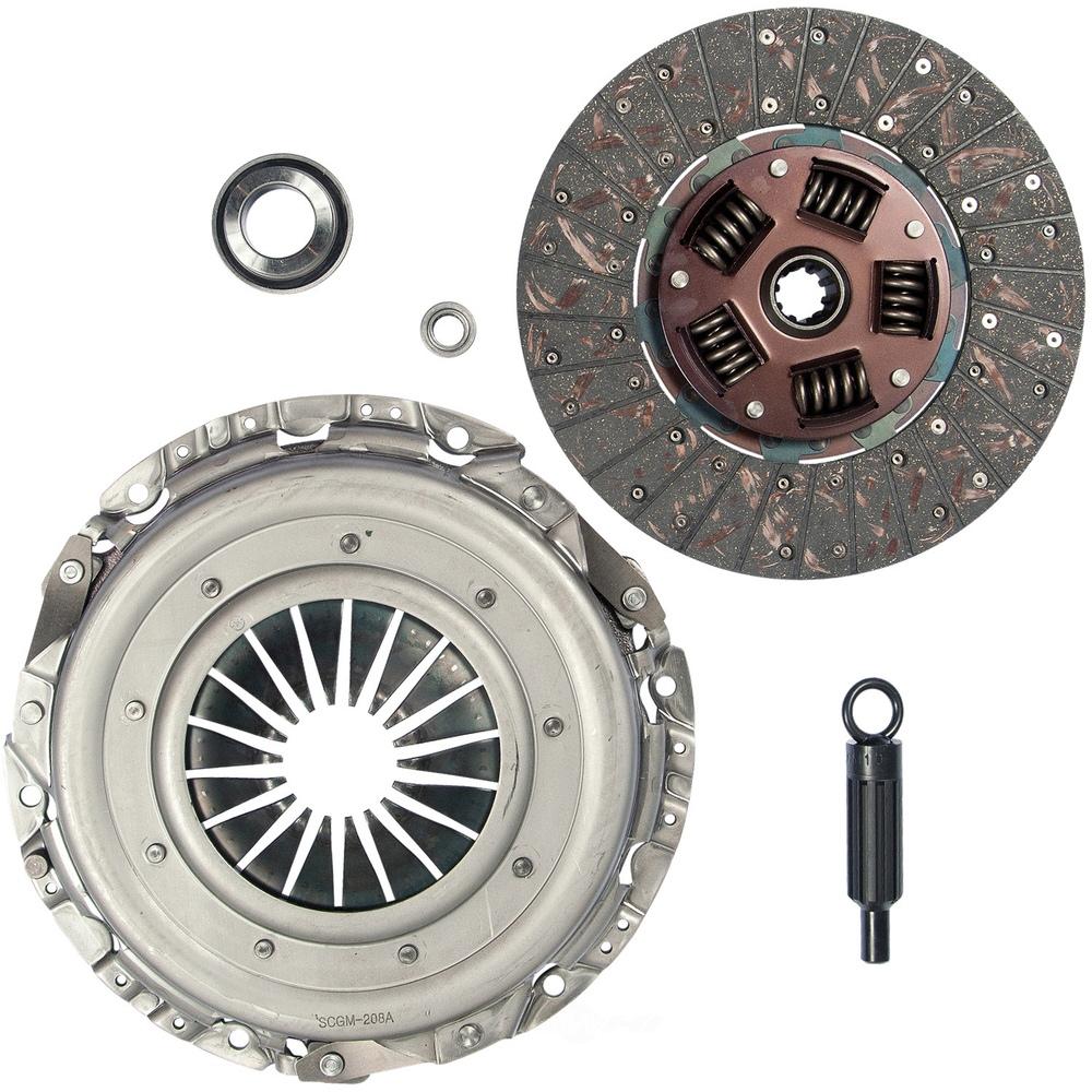 AMS AUTOMOTIVE - Premium Clutch Kit - AMS 04-081