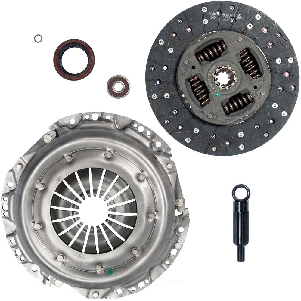 AMS AUTOMOTIVE - Oe Plus Clutch Kit - AMS 04-157