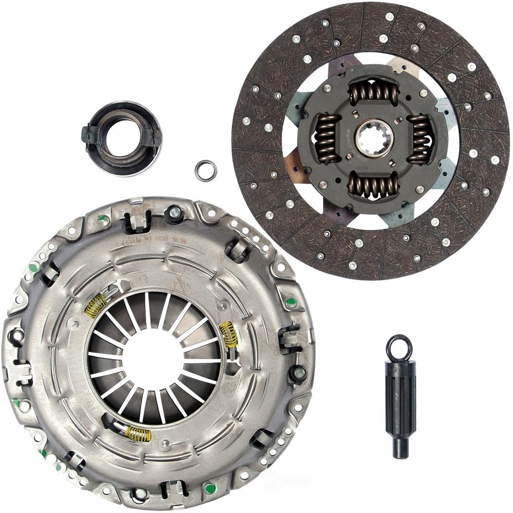 AMS AUTOMOTIVE - Premium Clutch Kit - AMS 05-124