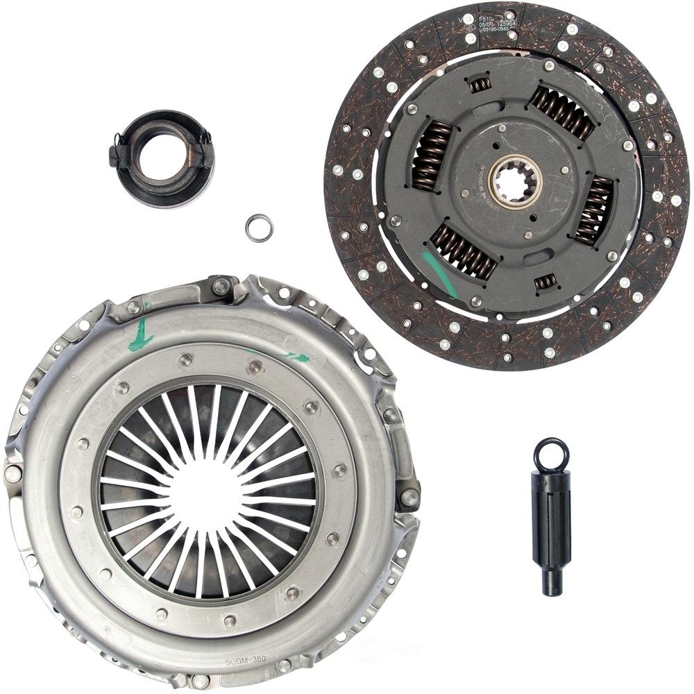 AMS AUTOMOTIVE - Premium Clutch Kit - AMS 05-224