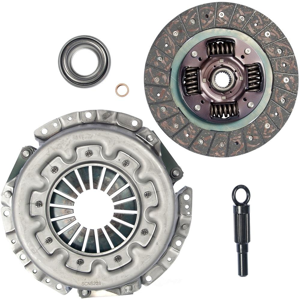 AMS AUTOMOTIVE - OE Plus Clutch Kit - AMS 06-061