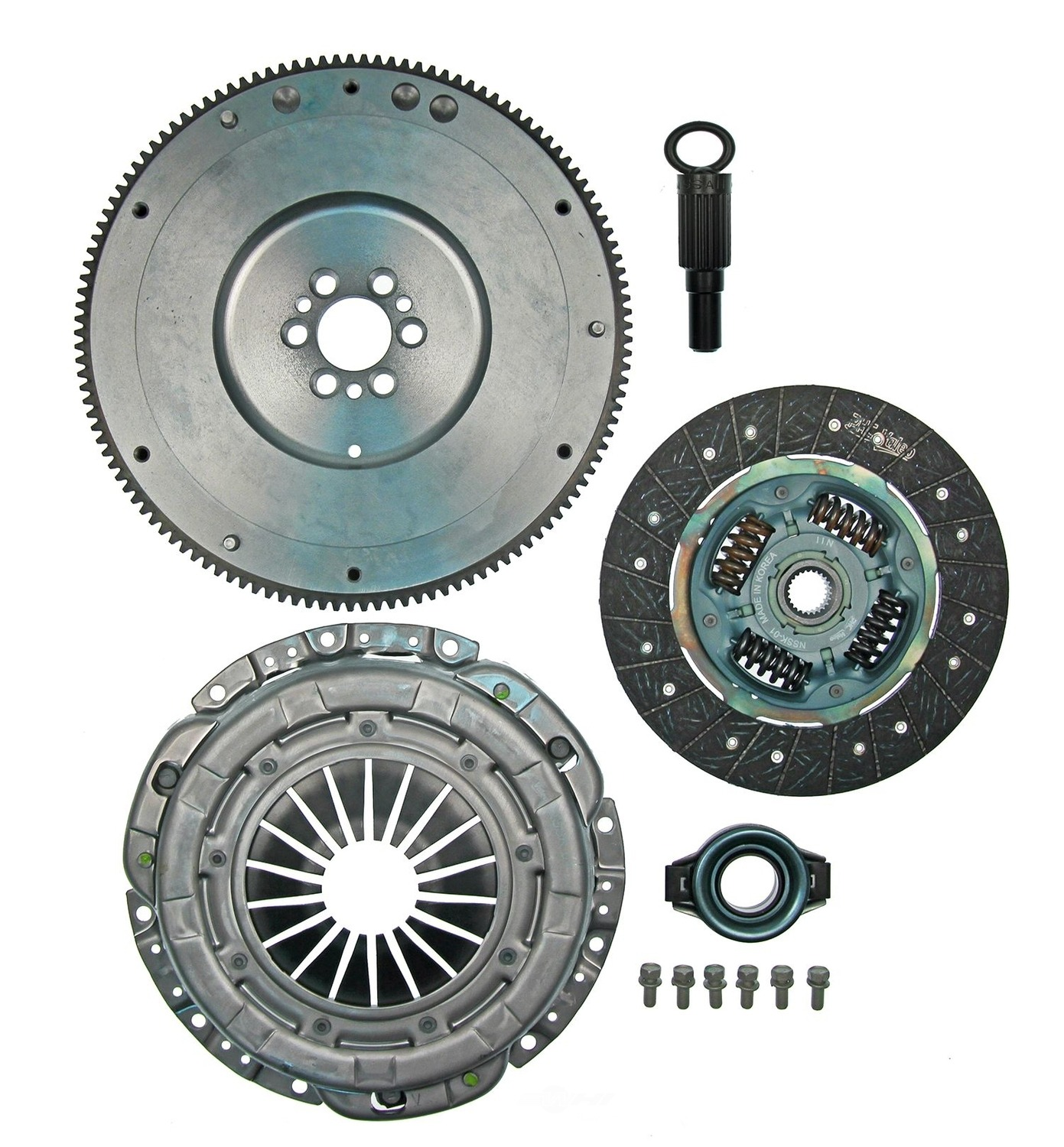 RHINOPAC/AMS - Premium Clutch Kit - RHO 06-074