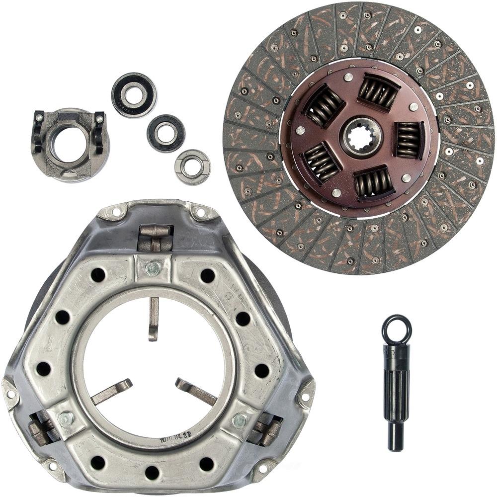 AMS AUTOMOTIVE - Premium Clutch Kit - AMS 07-027