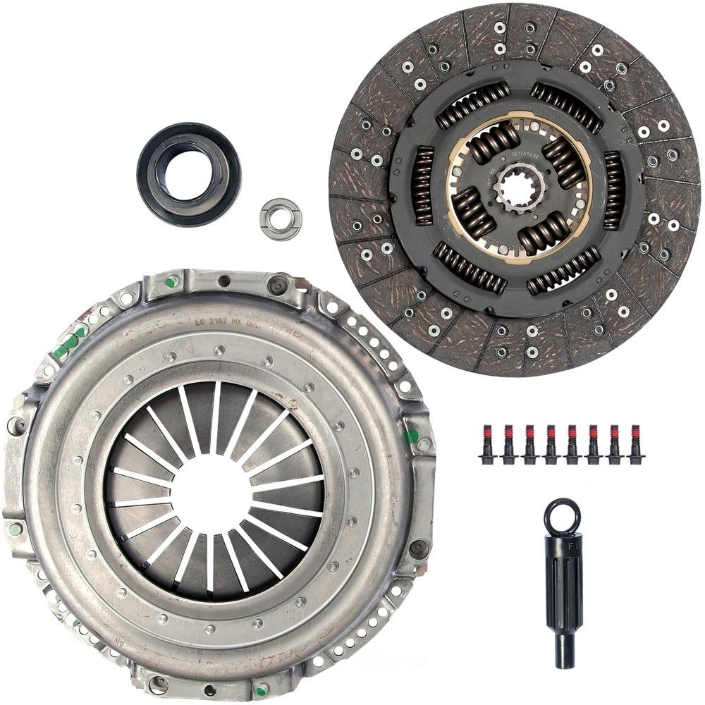 AMS AUTOMOTIVE - OE Plus Clutch Kit - AMS 07-131