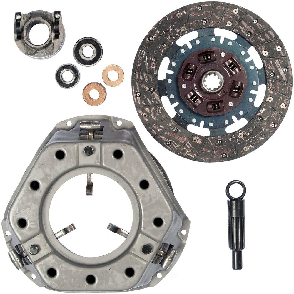AMS AUTOMOTIVE - Premium Clutch Kit - AMS 07-509