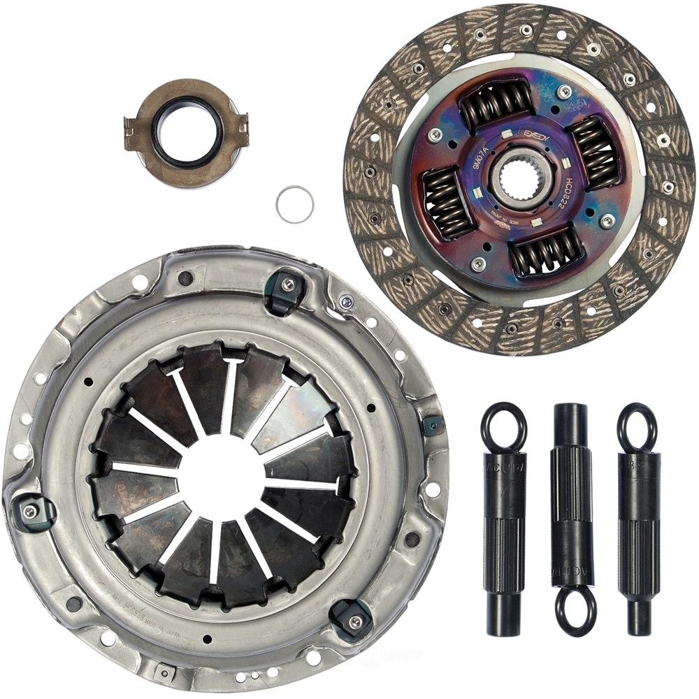 NEW GENERATION - Premium Clutch Kit - NWC 08-036