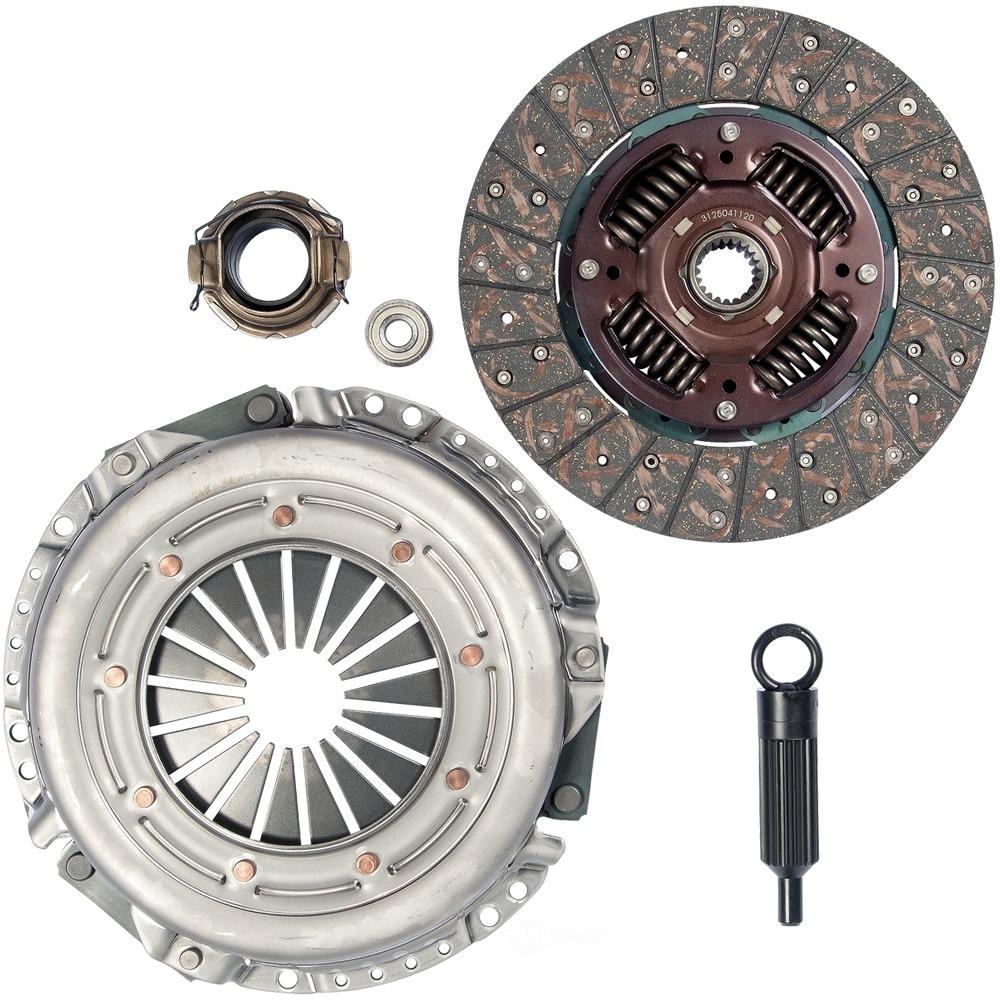 AMS AUTOMOTIVE - Oe Plus Clutch Kit - AMS 16-070