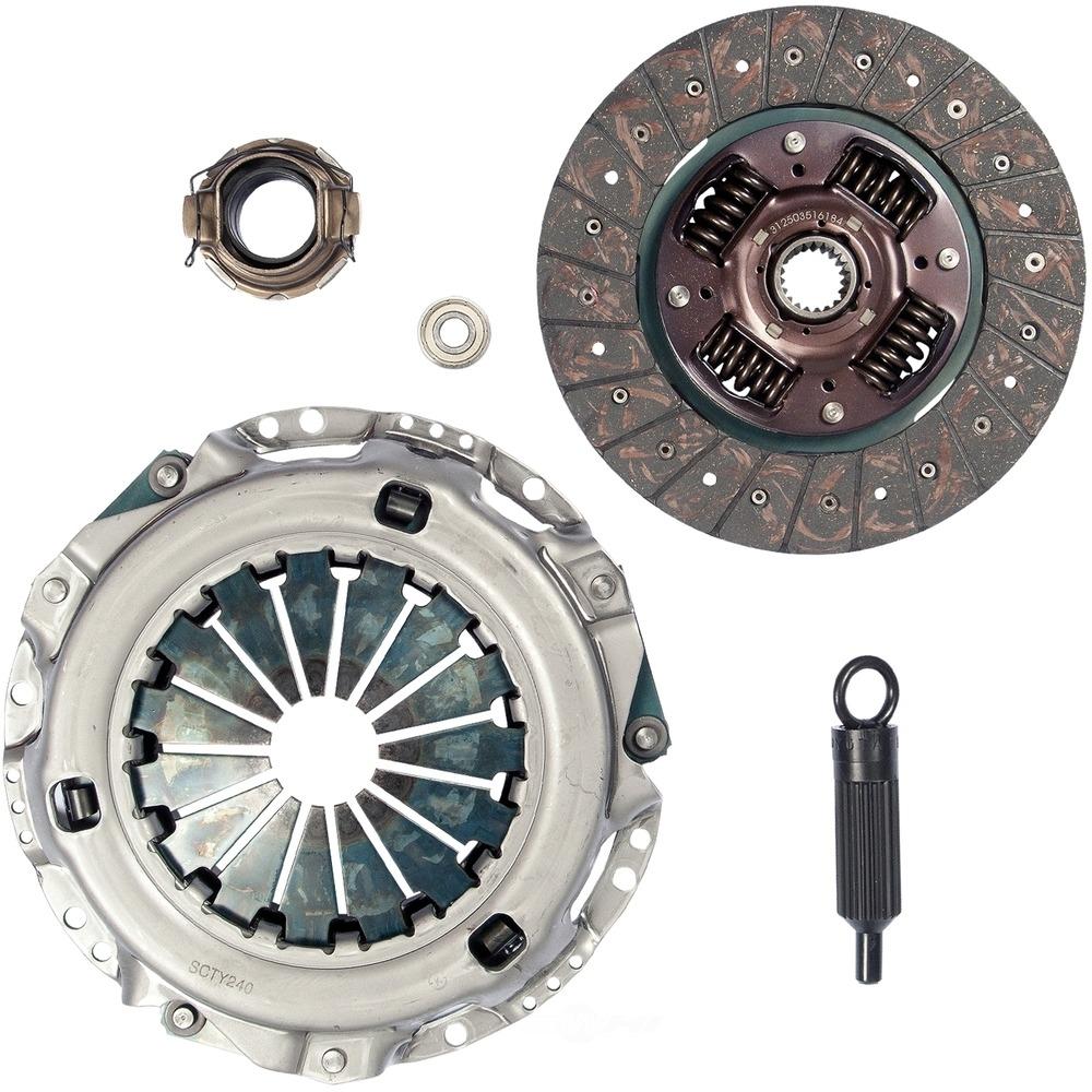 AMS AUTOMOTIVE - Oe Plus Clutch Kit - AMS 16-076