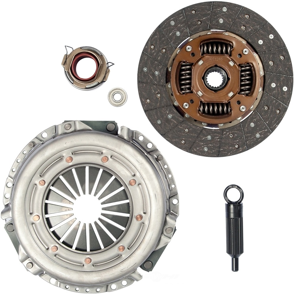 AMS AUTOMOTIVE - Oe Plus Clutch Kit - AMS 16-077