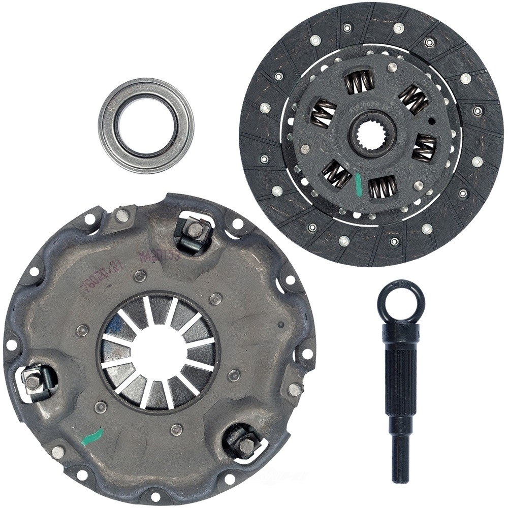 AMS AUTOMOTIVE - OE Plus Clutch Kit - AMS 19-020