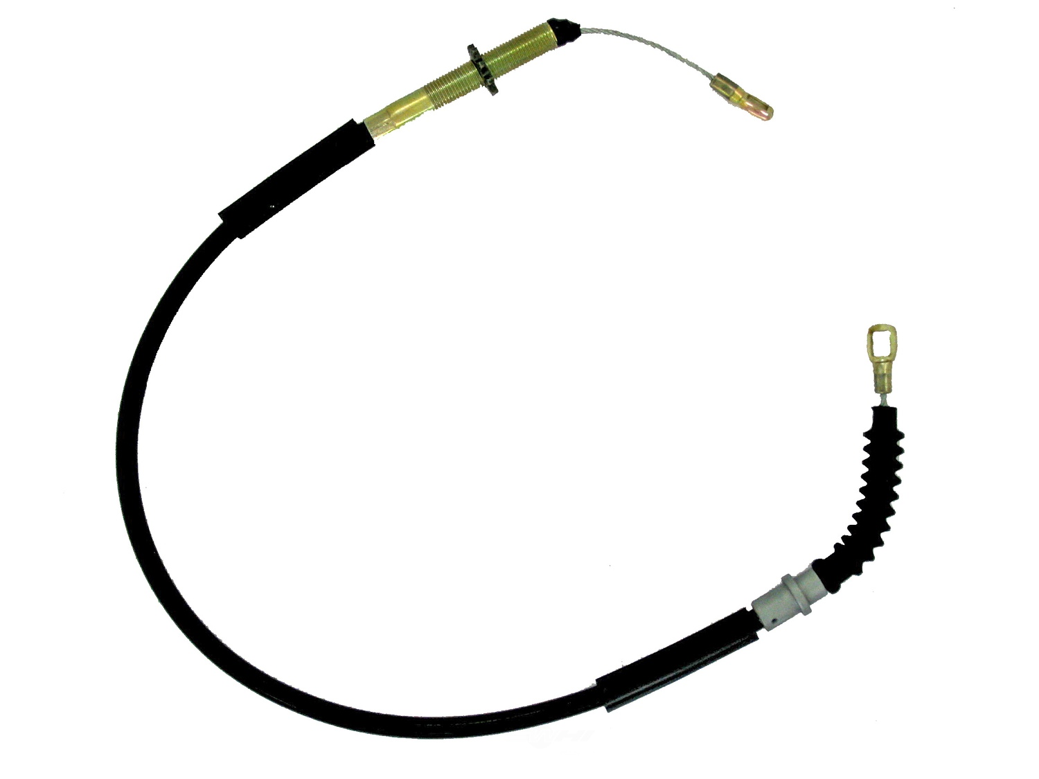 AMS AUTOMOTIVE - Premium Clutch Cable - AMS CC815