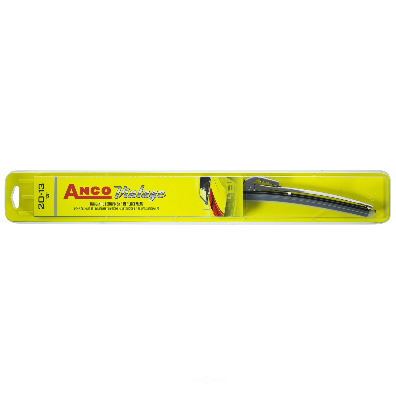 ANCO WIPER PRODUCTS - Vintage Wiper Blade - ANC 20-13