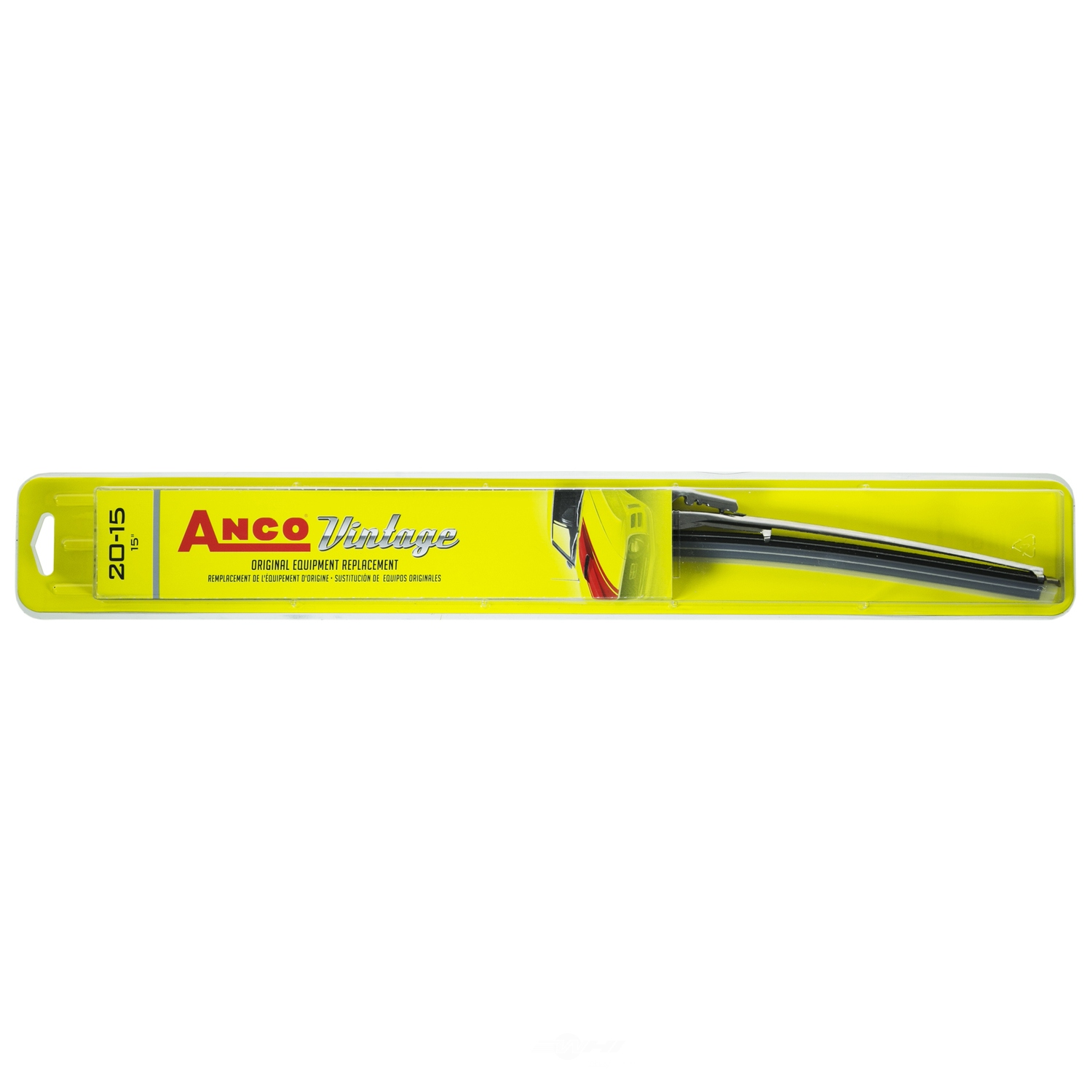 ANCO WIPER PRODUCTS - Vintage Wiper Blade - ANC 20-15