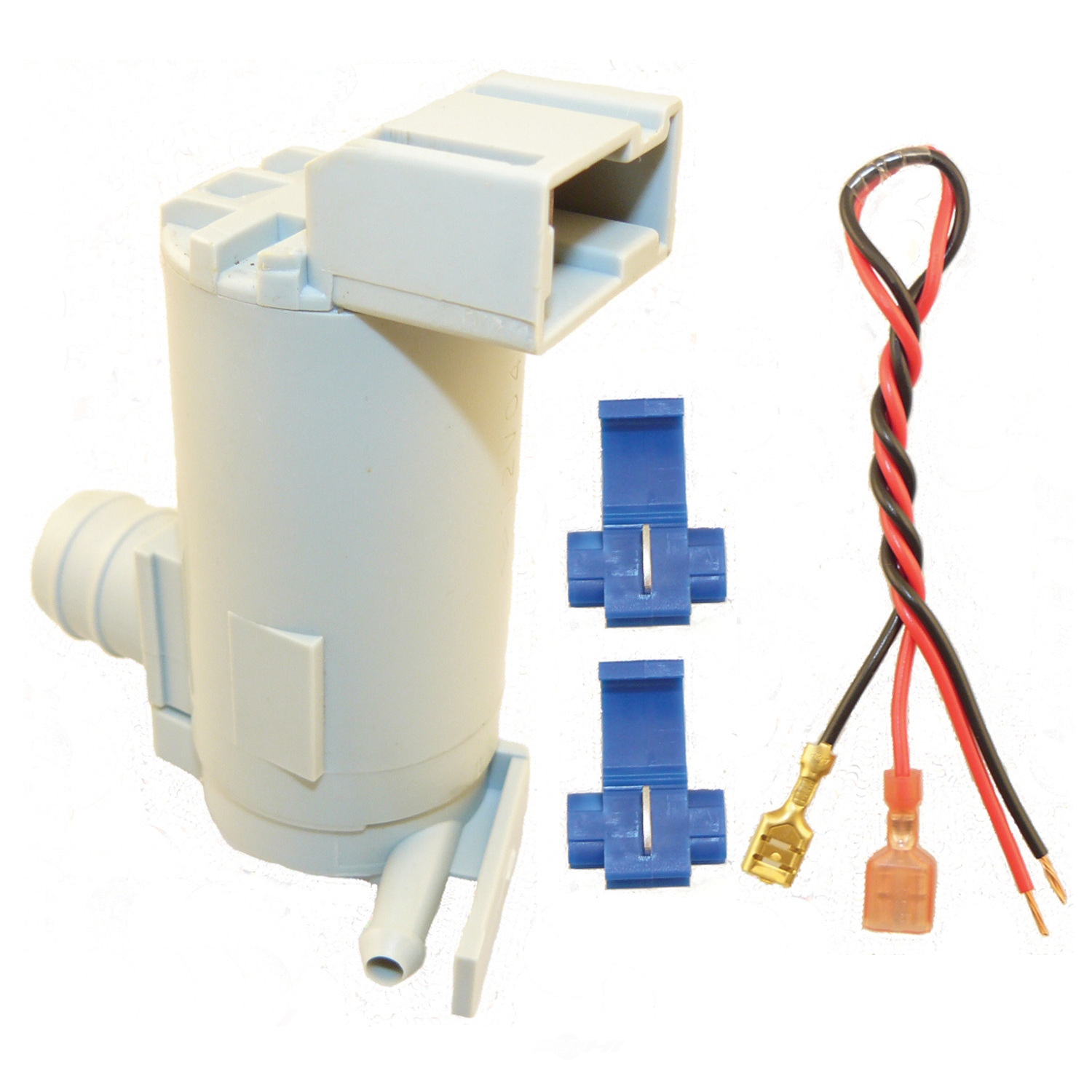 ANCO WIPER PRODUCTS - Windshield Washer Pump (Rear) - ANC 67-16