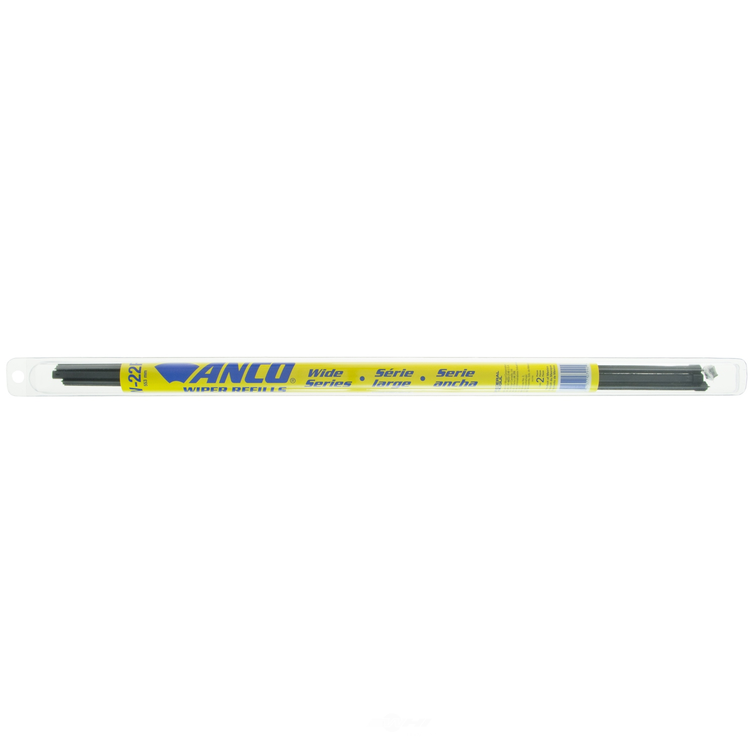 ANCO WIPER PRODUCTS - Wide Series Refills (Front) - ANC W-22R