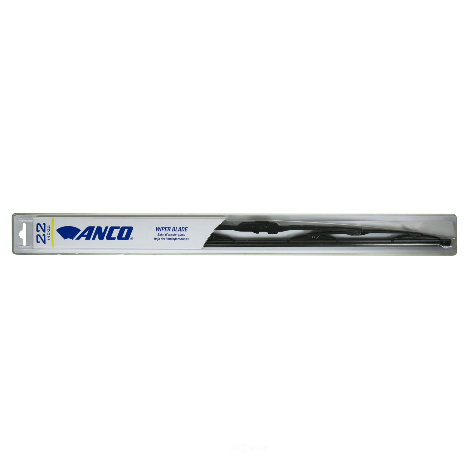 ANCO WIPER PRODUCTS - 14-series Wiper Blade (Front) - ANC 14C-22