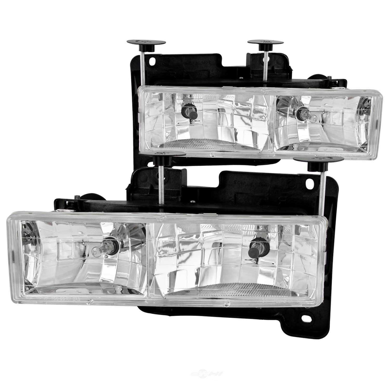 ANZO - Headlight Assembly - ANO 111004