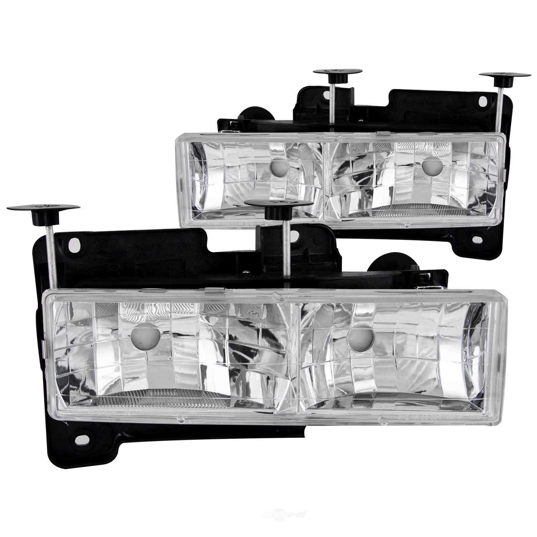 ANZO - Headlight Set - ANO 111136