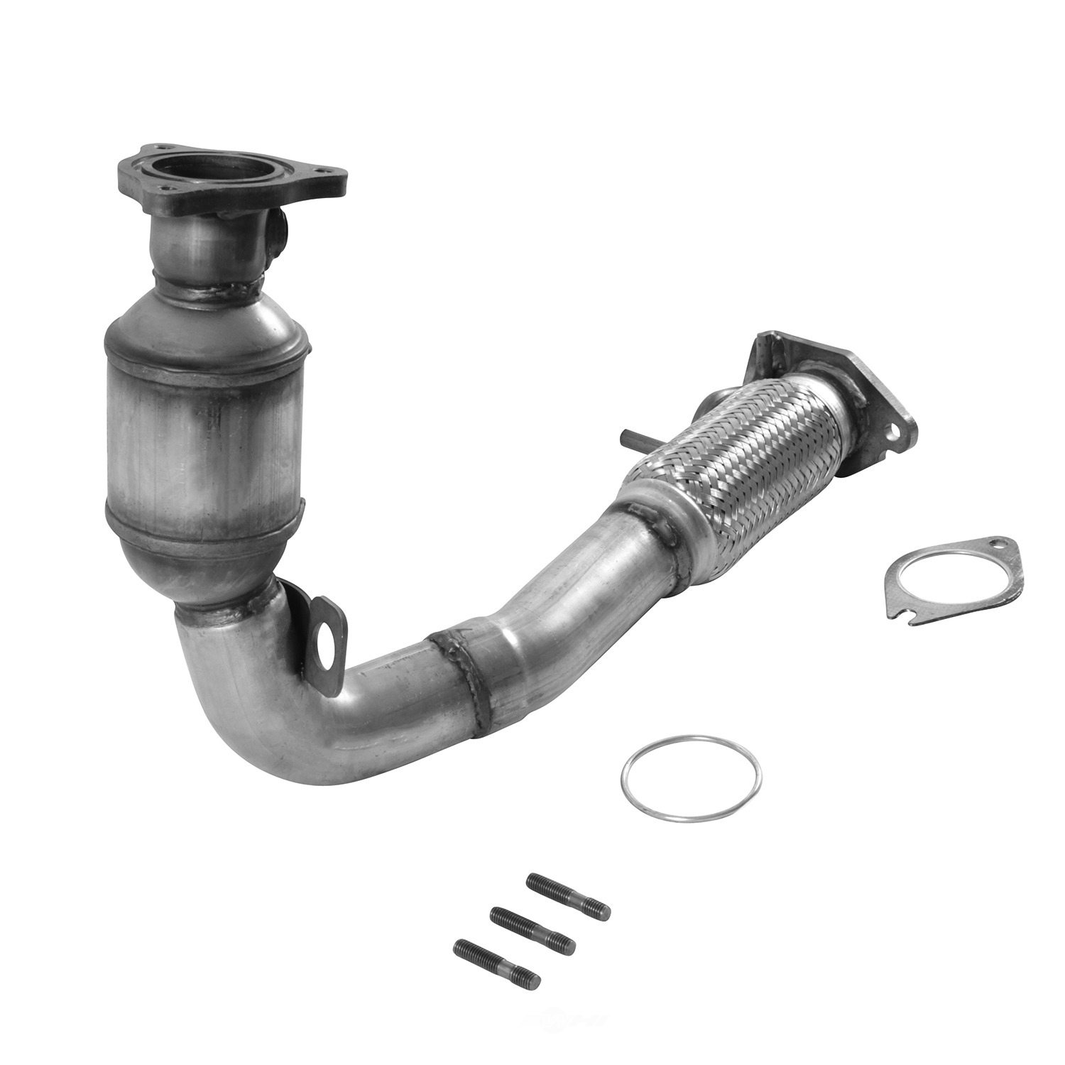 AP EXHAUST W/FEDERAL CONVERTER - Catalytic Converter (Front) - APF 644066
