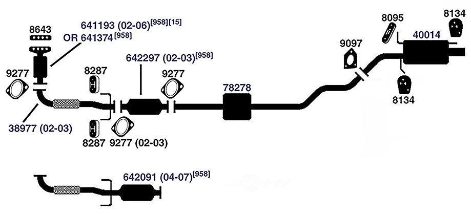 lexus es330 exhaust diagram  lexus  wiring diagrams