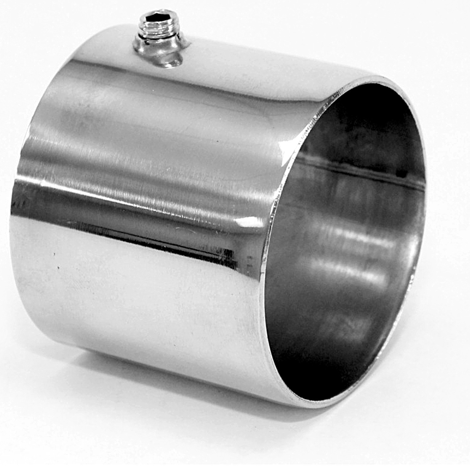 AP EXHAUST W/FEDERAL CONVERTER - Exhaust Tail Pipe Tip - APF ST1255S
