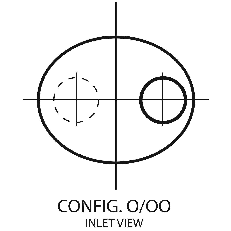 AP EXHAUST W/FEDERAL CONVERTER - Exhaust Muffler - APF 6555