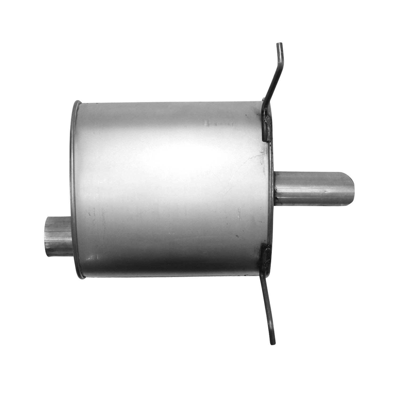 AP EXHAUST W/O FEDERAL CONVERTER - Exhaust Muffler - APK 2546