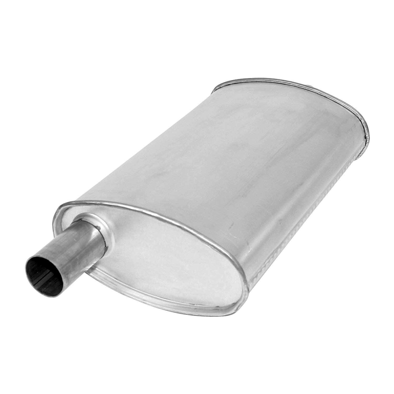 AP EXHAUST W/O FEDERAL CONVERTER - Exhaust Muffler - APK 3751