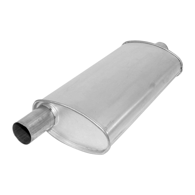 AP EXHAUST W/O FEDERAL CONVERTER - Exhaust Muffler - APK 3762