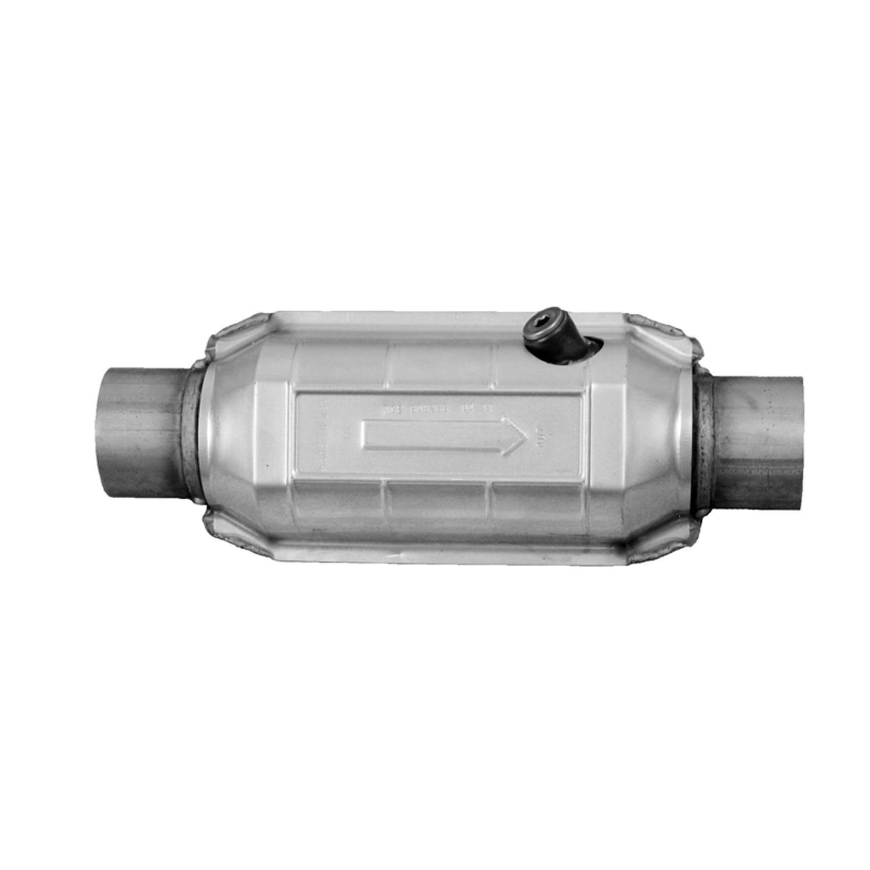 AP EXHAUST W/O FEDERAL CONVERTER - Catalytic Converter - APK 608266