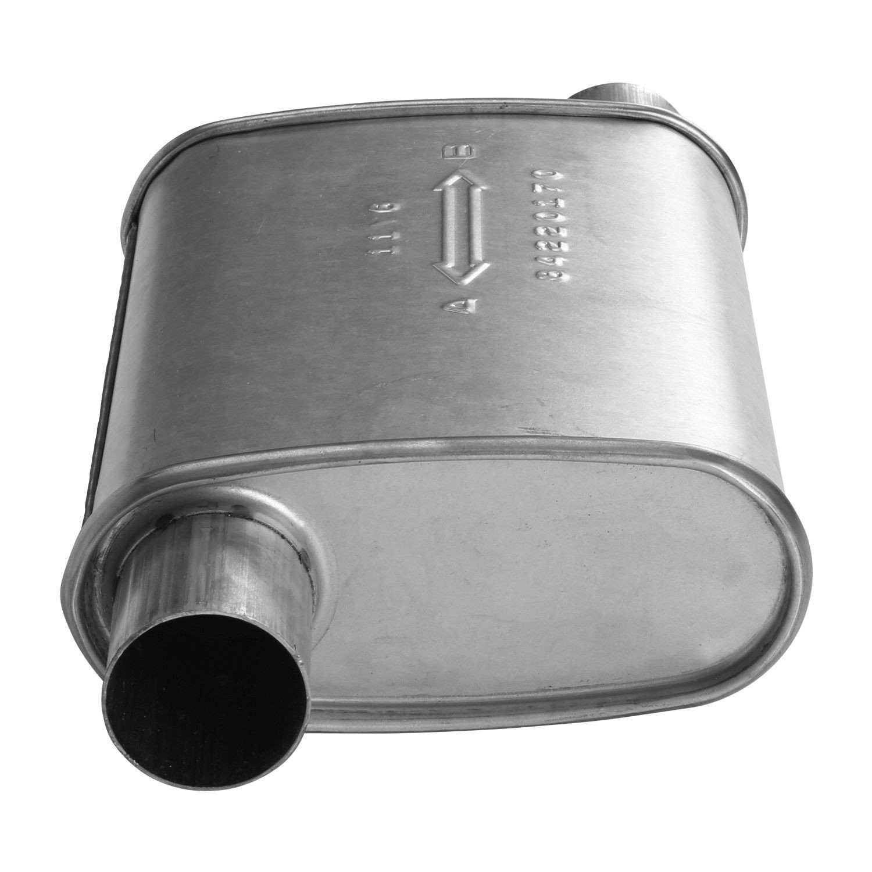 AP EXHAUST W/O FEDERAL CONVERTER - Exhaust Muffler (Left) - APK 6555