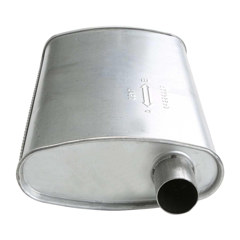 AP EXHAUST W/O FEDERAL CONVERTER - Exhaust Muffler - APK 6573