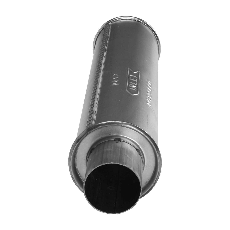 AP EXHAUST W/O FEDERAL CONVERTER - Exhaust Muffler - APK 700196
